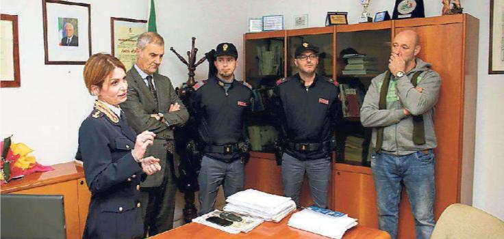 #ChiesinaUzzanese, dopo l'operazione della Polizia l'Amministrazione si impegna per la bonifica dell'area di Via del Meletto.